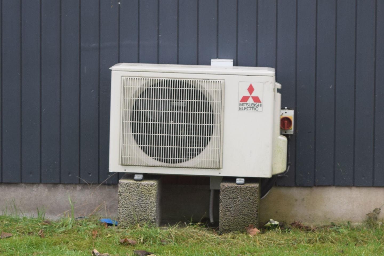 Varmepumper med luft til luft til vand og også noget om jordvarme