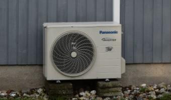 Luft til luft varmepumer