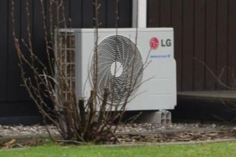 Luft til luft varmepumpe - LG