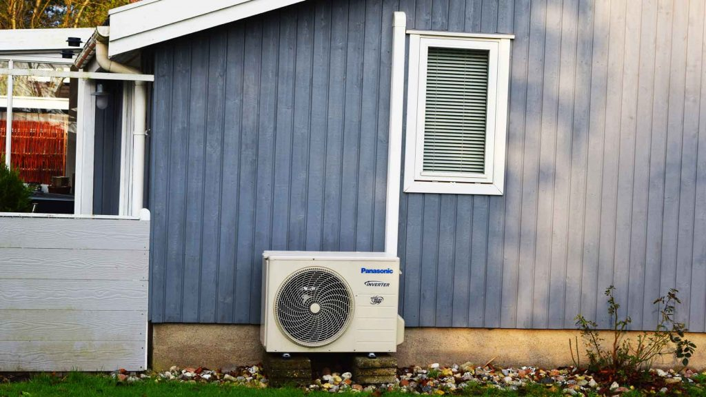 Choose a good heat pump for your new home